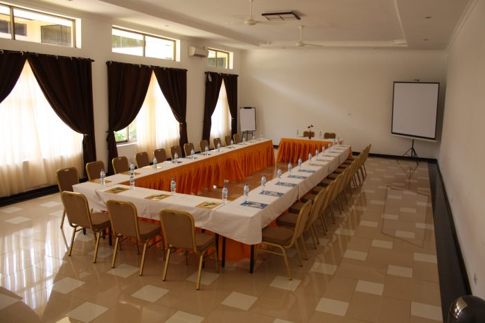 Nashera Meeting Setup